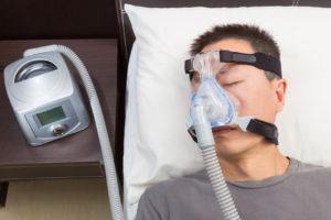 appareil apnee sommeil